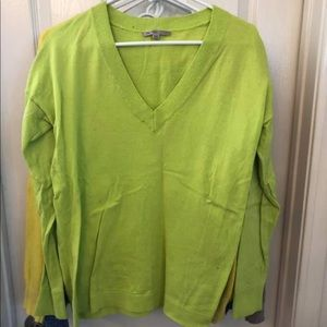 Women's Gap Sweater - Medium - Green